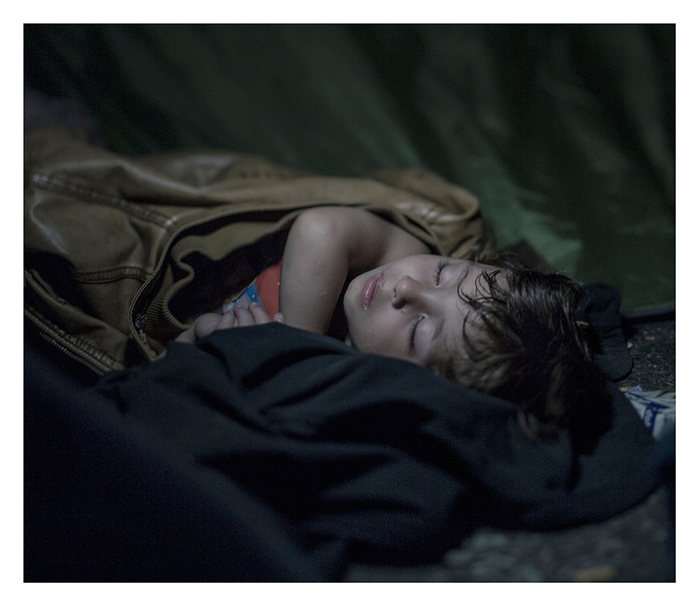 donde duermen los niños refugiados sirios 2