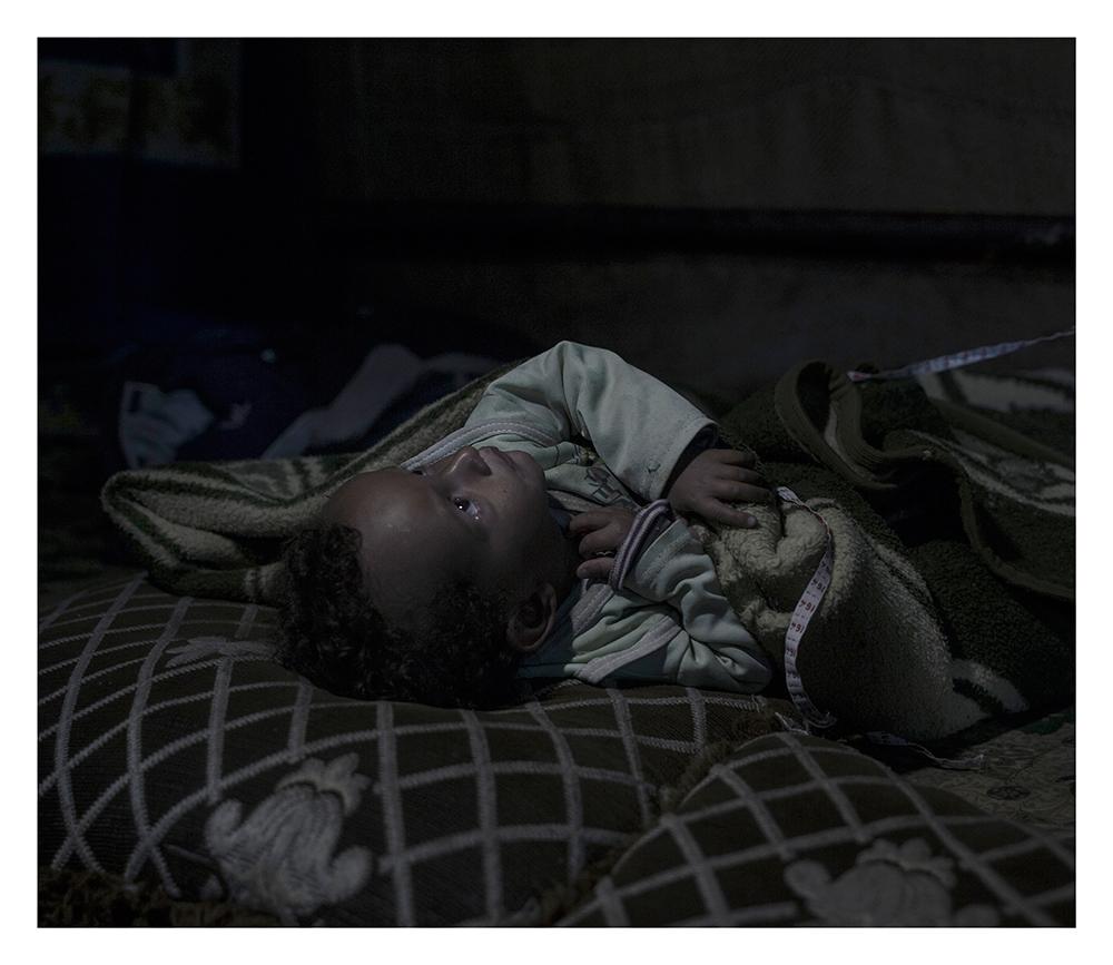 donde duermen los niños refugiados sirios 20