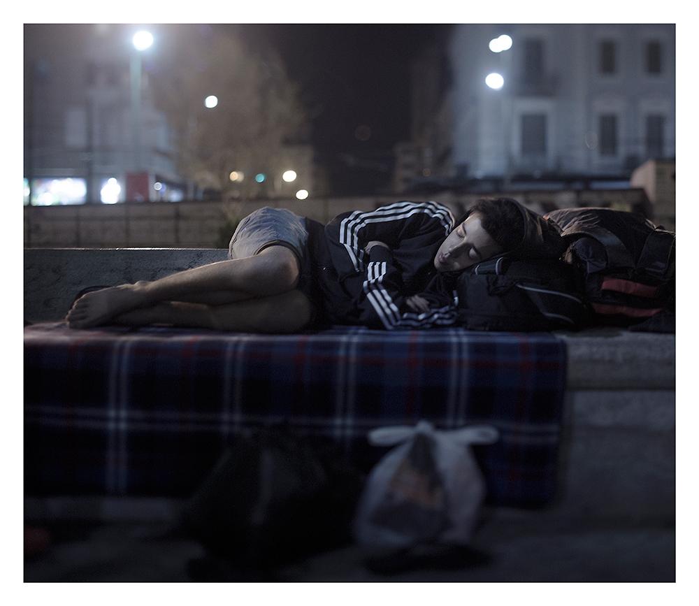 donde duermen los niños refugiados sirios 3