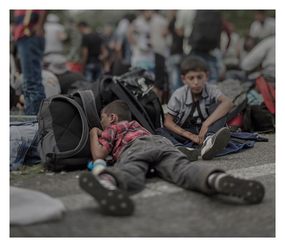 donde duermen los niños refugiados sirios 4