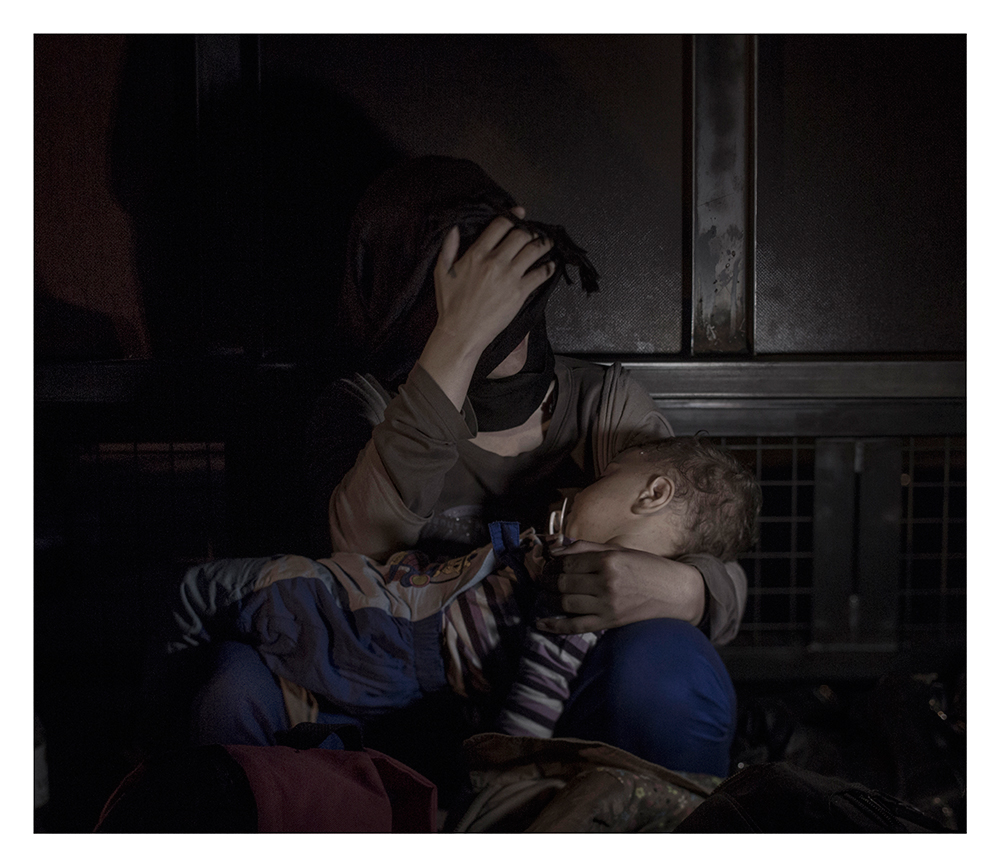 donde duermen los niños refugiados sirios 6