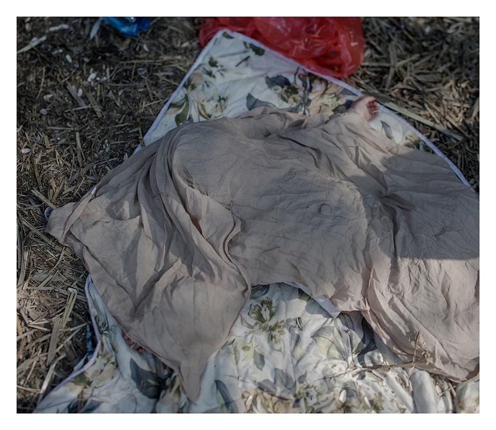 donde duermen los niños refugiados sirios 8
