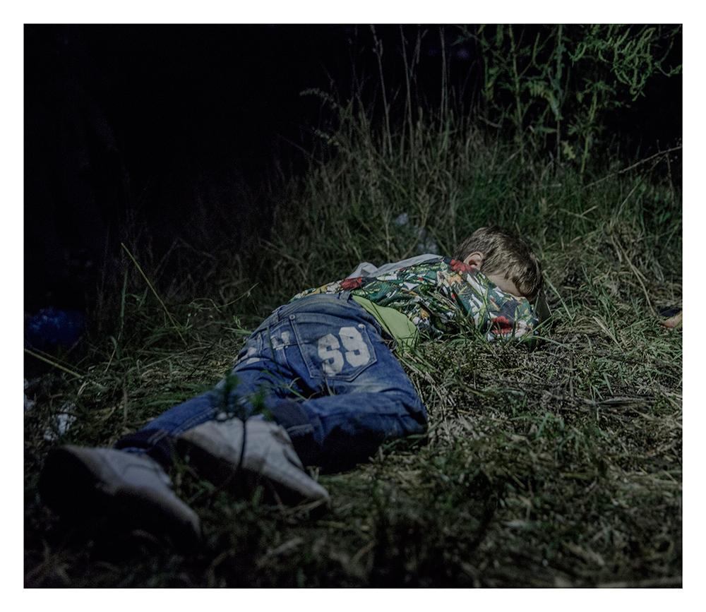donde duermen los niños refugiados sirios 9