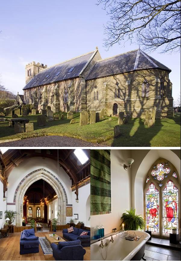 la casa iglesia