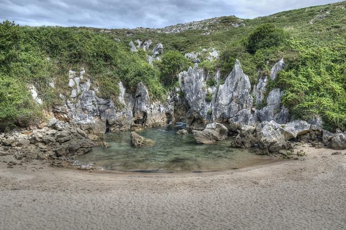 las playas mas raras exoticas, desconocidas y paradisiacas de españa 1