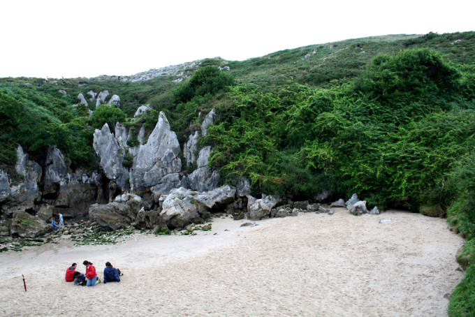 las playas mas raras exoticas, desconocidas y paradisiacas de españa 2