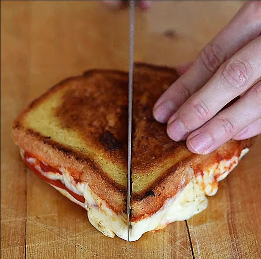 receta sandwich pizza pepperoni6