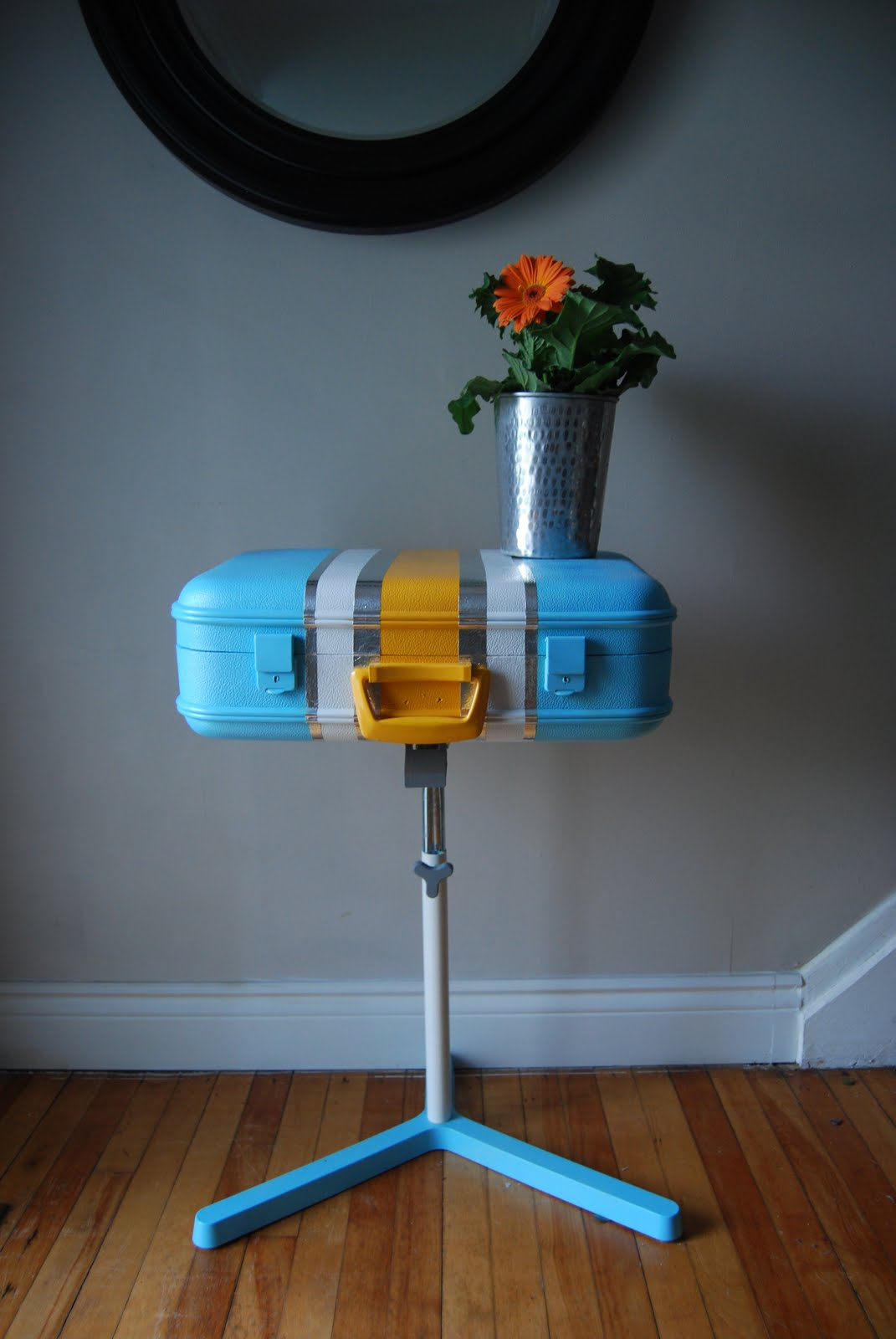 25 maneras de buscar una nueva vida a tus viejas maletas 18