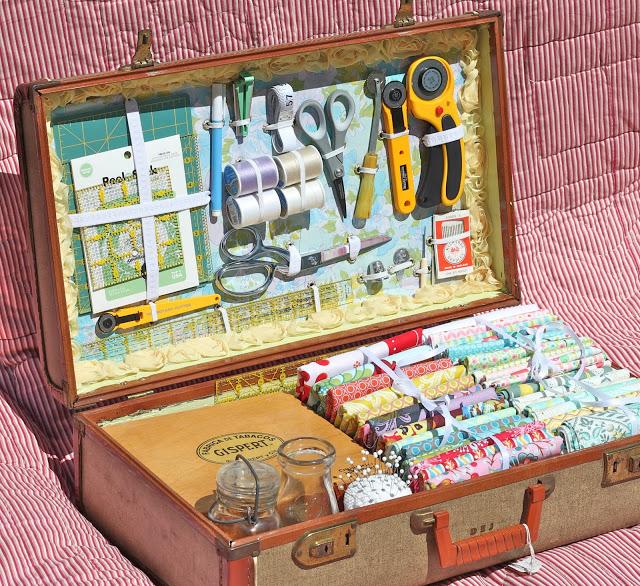 25 maneras de buscar una nueva vida a tus viejas maletas 22