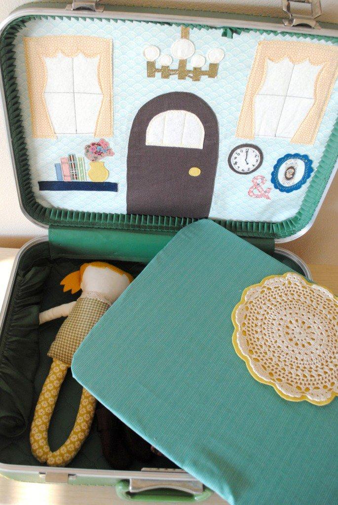 25 maneras de buscar una nueva vida a tus viejas maletas 3
