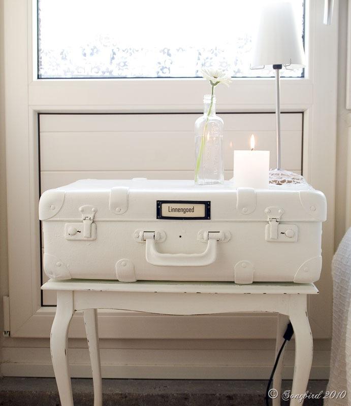 25 maneras de buscar una nueva vida a tus viejas maletas 6