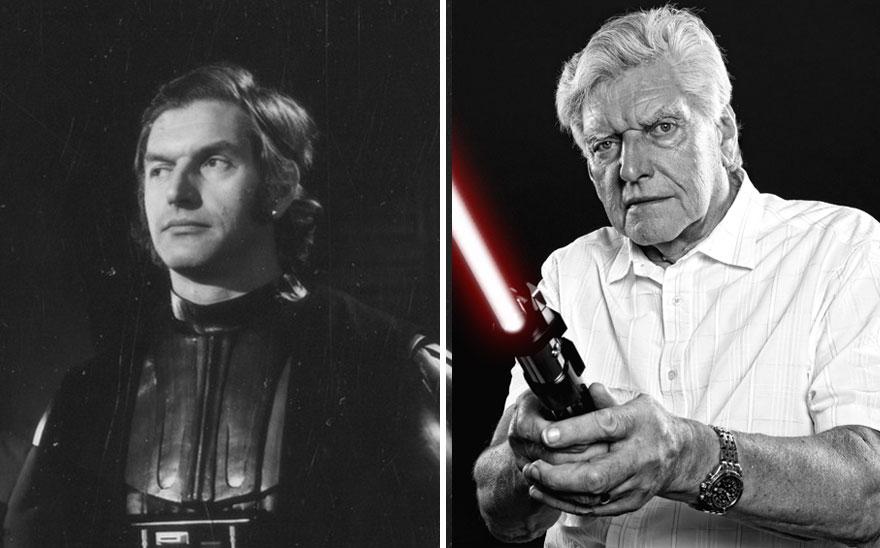 antes y despues actores star wars14