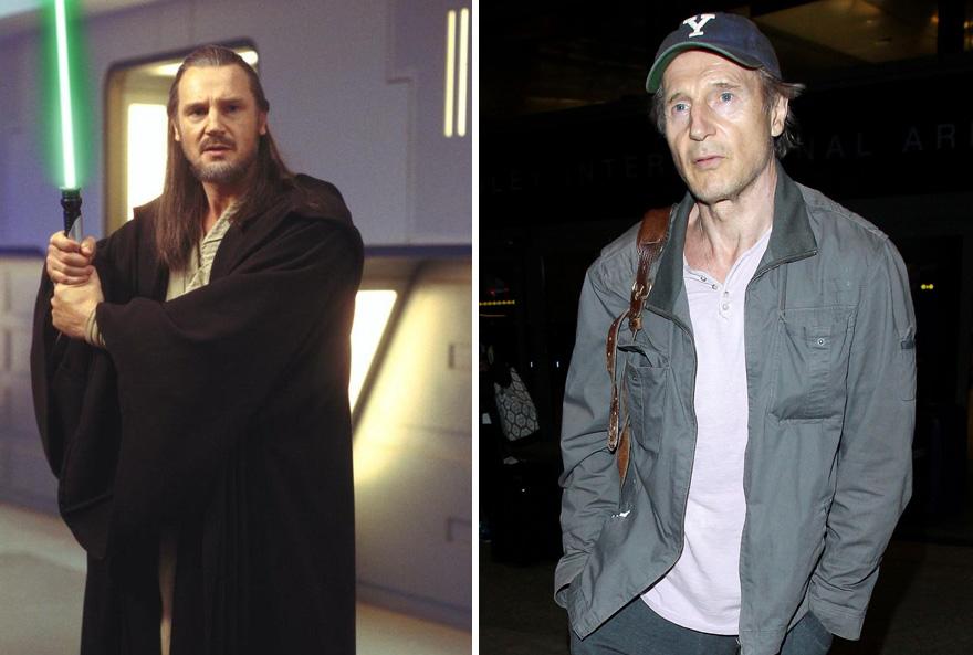 antes y despues actores star wars16