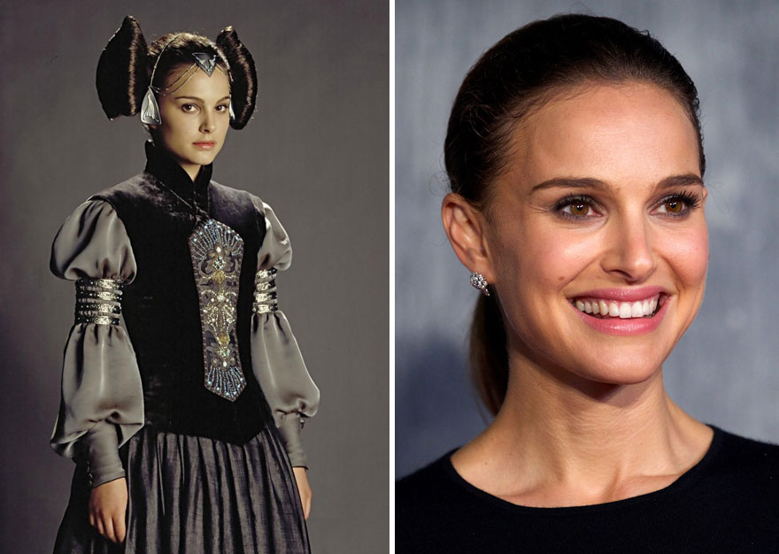 antes y despues actores star wars6
