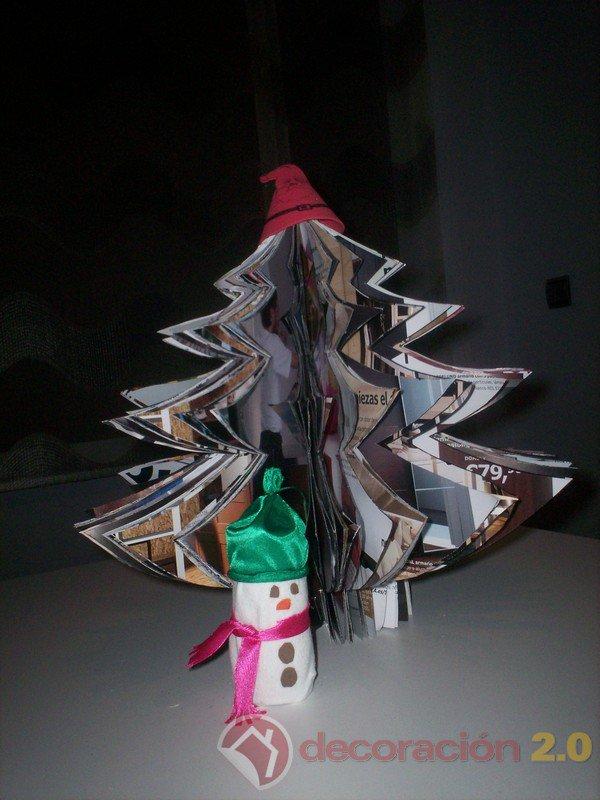 árbol con catalogo Ikea