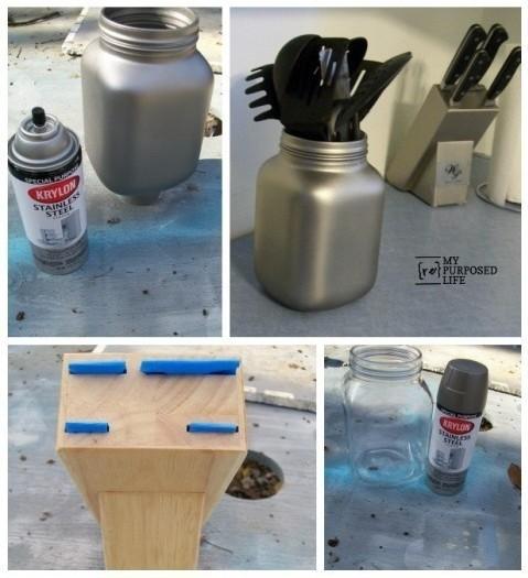 asi cambian algunas cosas con tan solo usar pintura en spray 26