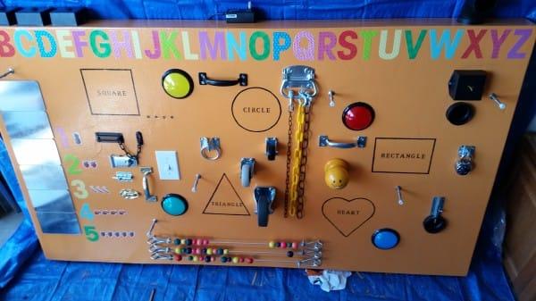 caomo fabricar una mesa de actividades para tus hijos con tus propias manos 12