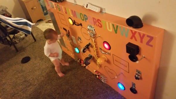 caomo fabricar una mesa de actividades para tus hijos con tus propias manos 13