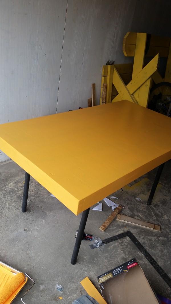 caomo fabricar una mesa de actividades para tus hijos con tus propias manos 5