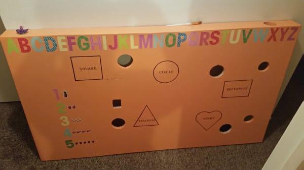 caomo fabricar una mesa de actividades para tus hijos con tus propias manos 6