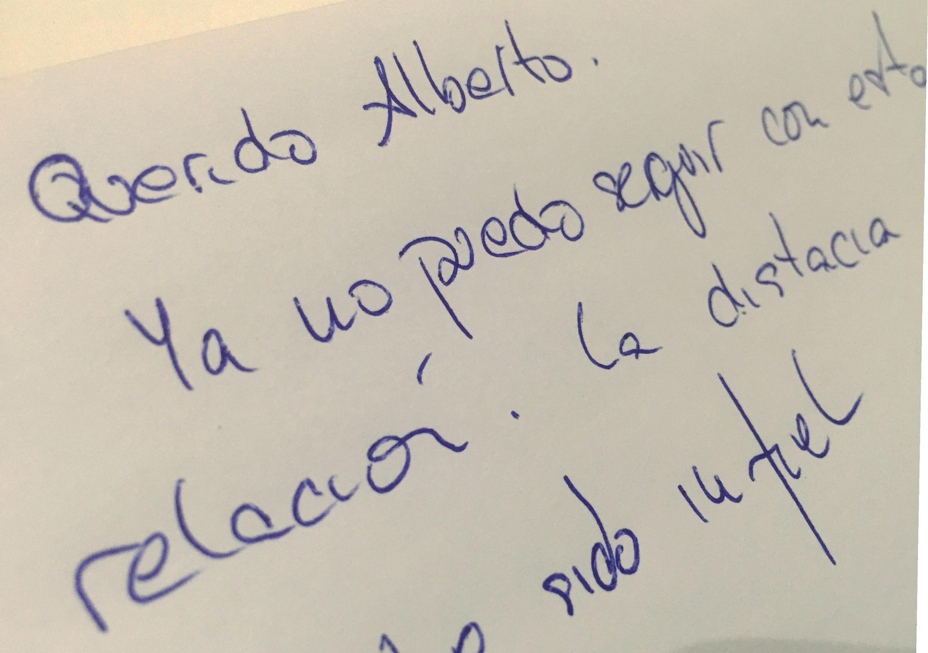 carta novia soldado