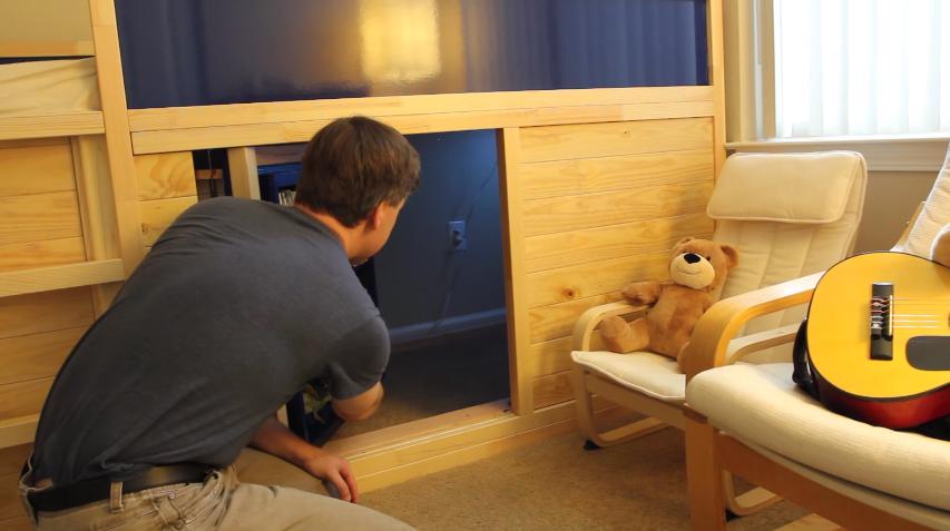convierte la habitación de su hijo en un parque infantil con 3 muebles de ikea 11