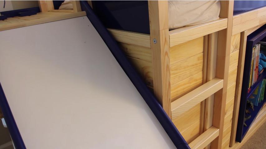 convierte la habitación de su hijo en un parque infantil con 3 muebles de ikea 14