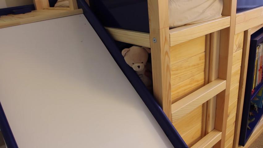 convierte la habitación de su hijo en un parque infantil con 3 muebles de ikea 15