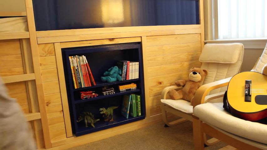 convierte la habitación de su hijo en un parque infantil con 3 muebles de ikea 9