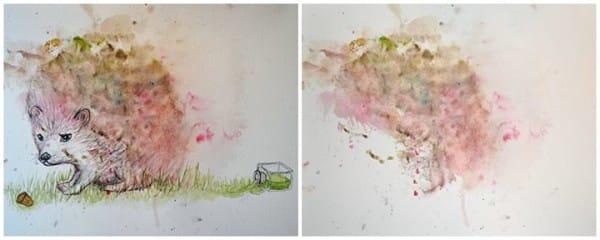 cuadros de ruth oosterman en colaboracion con su hija eve 5