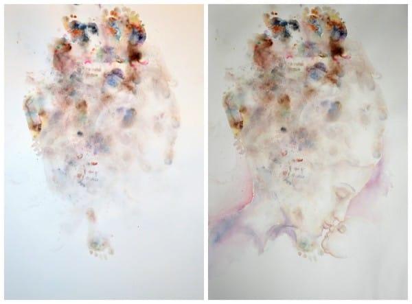 cuadros de ruth oosterman en colaboracion con su hija eve 9