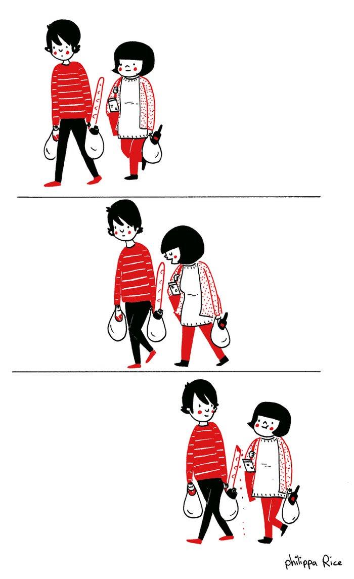 el amor en las pequeñas cosas 5