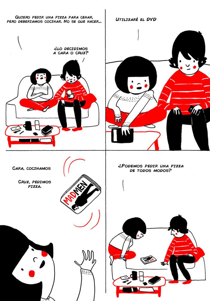 el amor en las pequeñas cosas 7