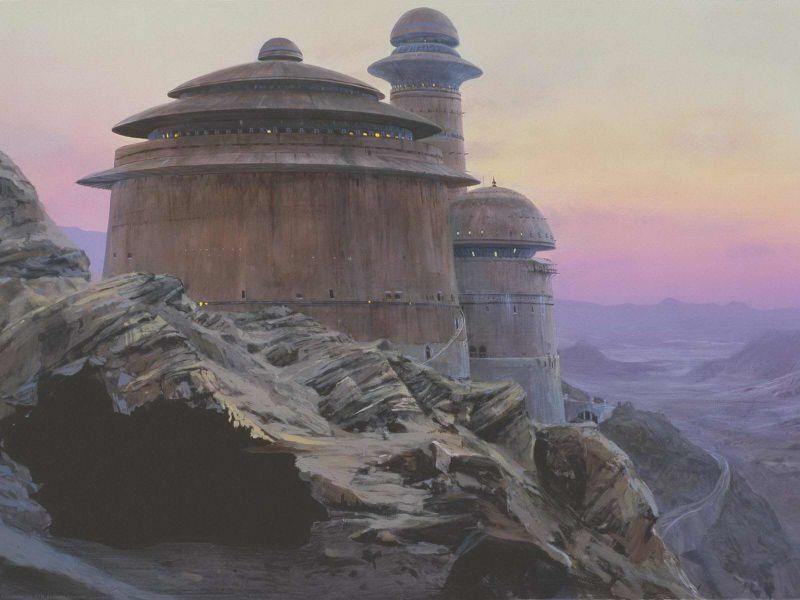 escenarios de matte painting de Star Wars10
