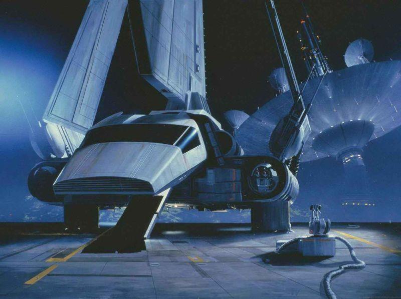 escenarios de matte painting de Star Wars12