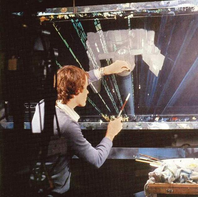 escenarios de matte painting de Star Wars16