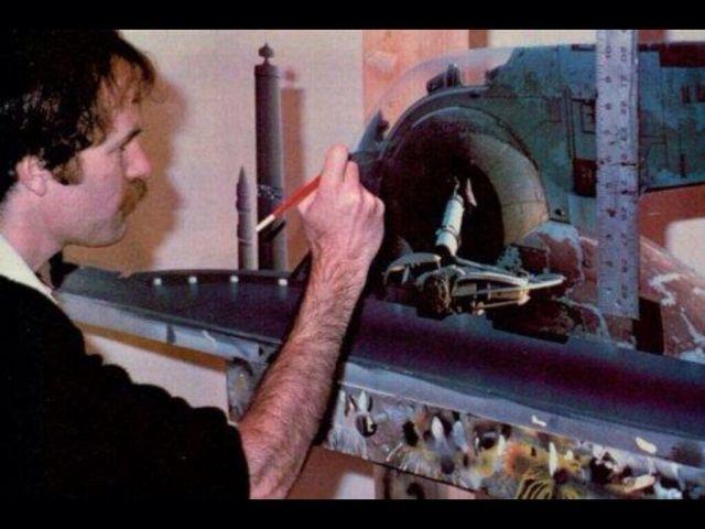 escenarios de matte painting de Star Wars2