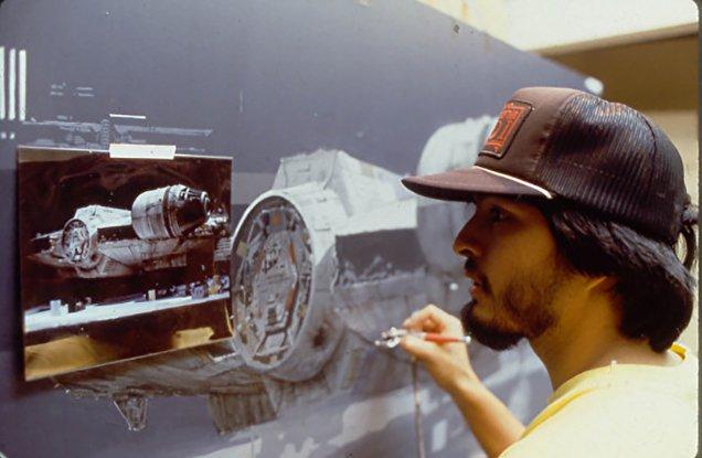 escenarios de matte painting de Star Wars20
