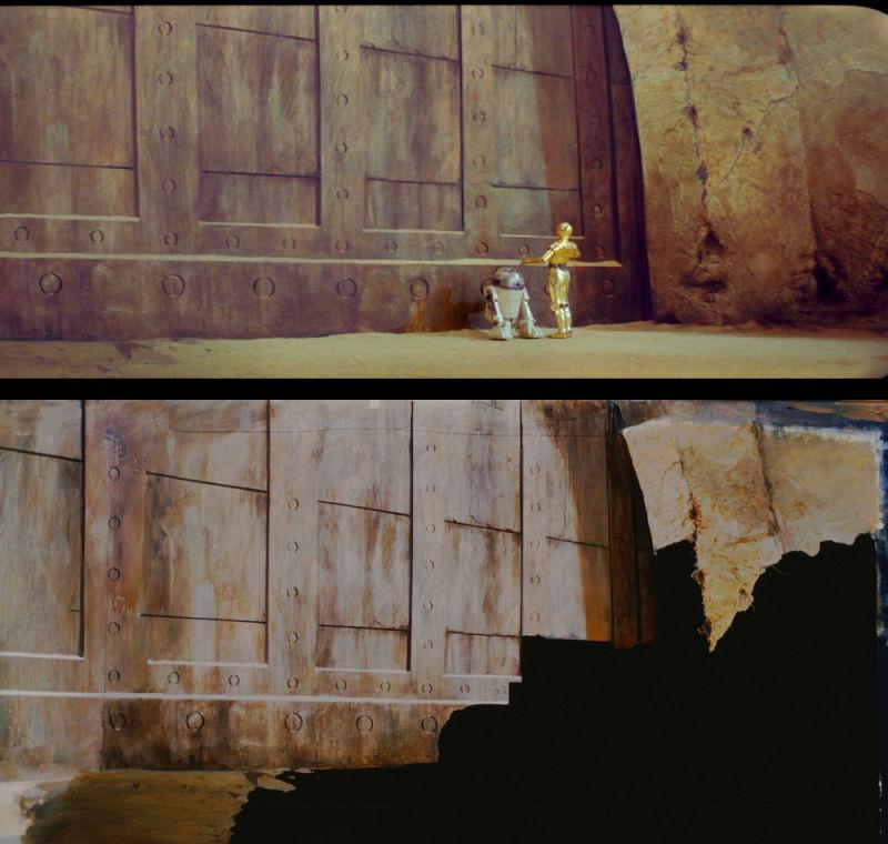 escenarios de matte painting de Star Wars27