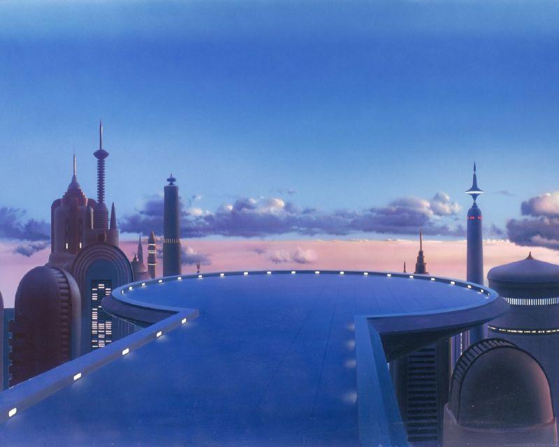escenarios de matte painting de Star Wars33