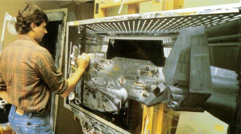 escenarios de matte painting de Star Wars9