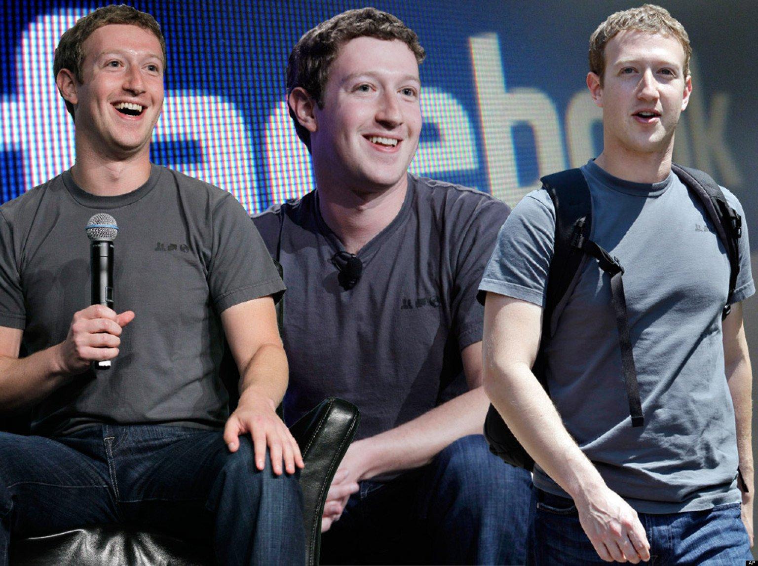 mark zuckerberg siempre viste igual