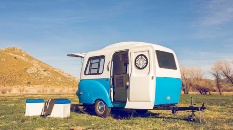 mini-caravana