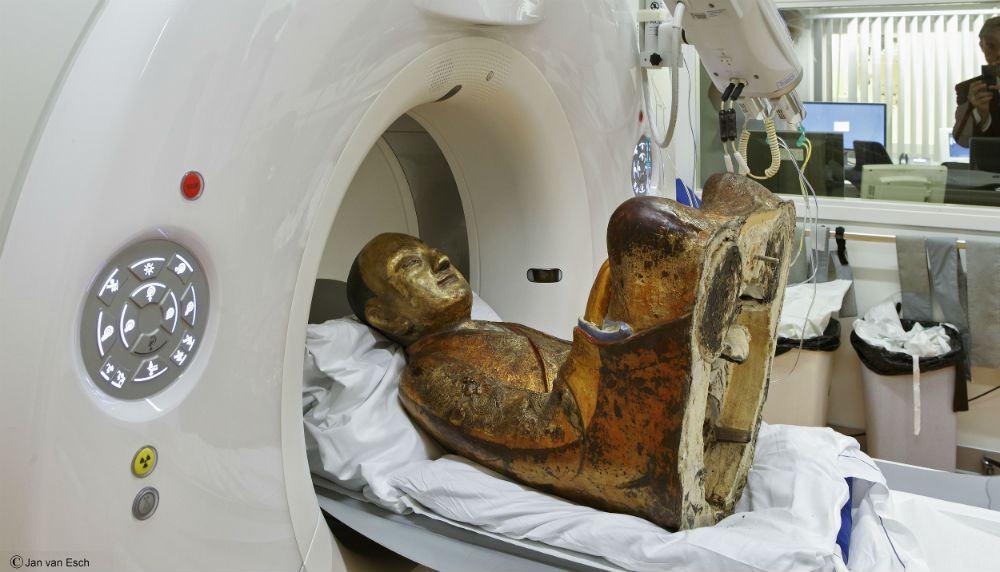 monje budista momificado 2