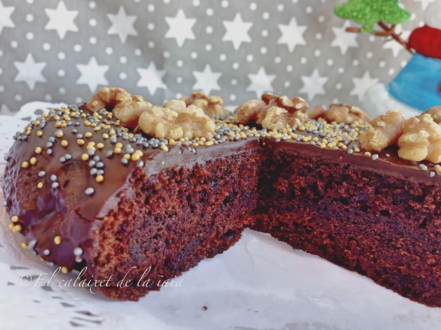 pastel chocolate sin horno 1