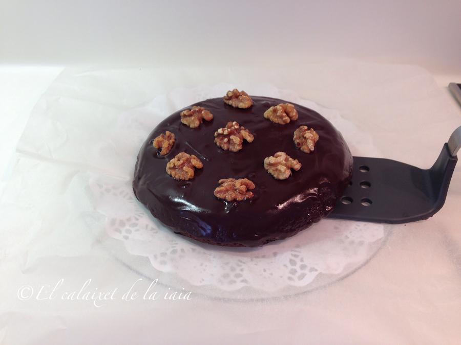 pastel chocolate sin horno 19