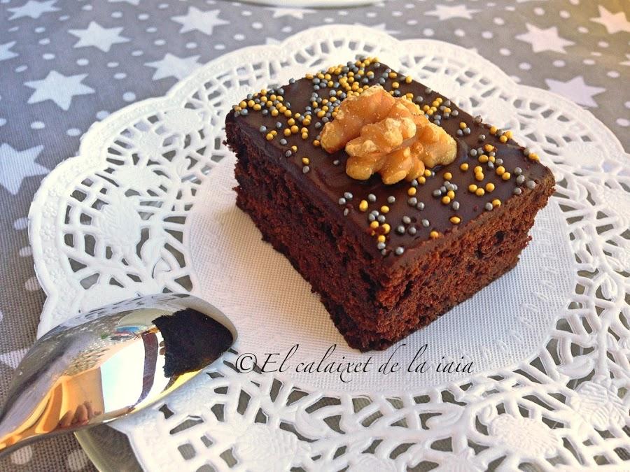 pastel chocolate sin horno 21