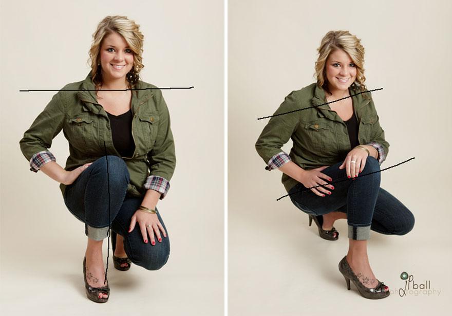 poses favorecido fotos 2