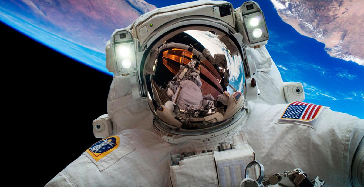 que necesitas para ser astronauta
