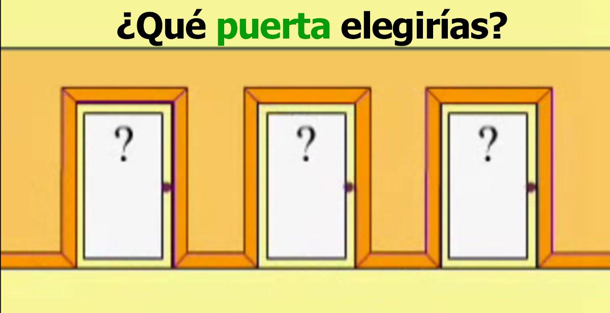 que puerta elegirias, problema de Monty Hall